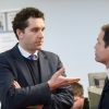 Reggie® Education Launch 2011 – Edward Timpson MP & Graham Shapiro