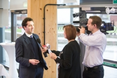 Reggie® Education Launch 2011 – Edward Timpson MP