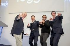 Reggie® Education Launch 2011 – Andy McGowan, Kam Bains, Lee McQueen & Graham Shapiro