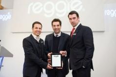 Reggie® Education Launch 2011- Edward Timpson MP, Lee McQueen & Graham Shapiro